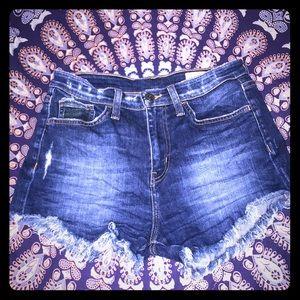 Buckle shorts (bridge by gly)